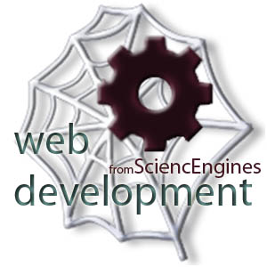 web development from SciencEngines