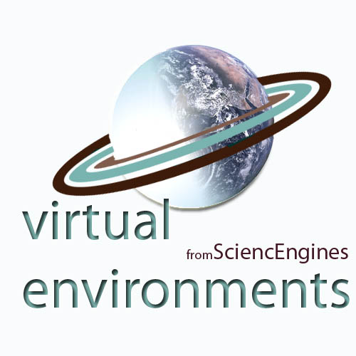 virtual worlds from SciencEngines